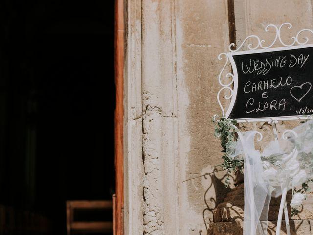 Il matrimonio di Carmelo e Clara a Regalbuto, Enna 15