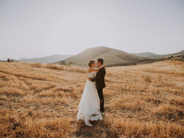 Il matrimonio di Carmelo e Clara a Regalbuto, Enna 23