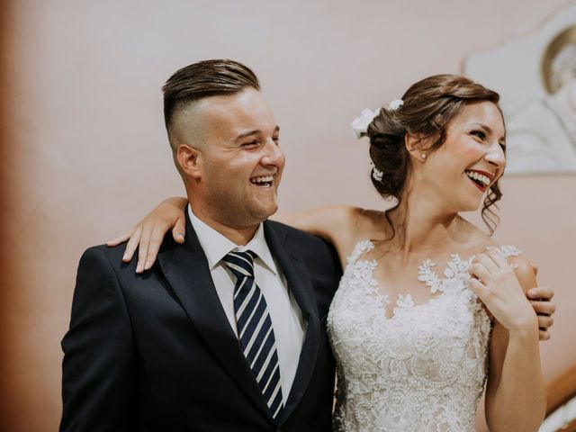 Il matrimonio di Carmelo e Clara a Regalbuto, Enna 36