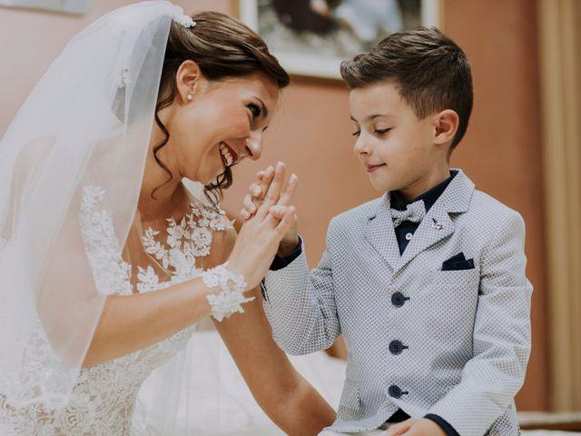Il matrimonio di Carmelo e Clara a Regalbuto, Enna 37