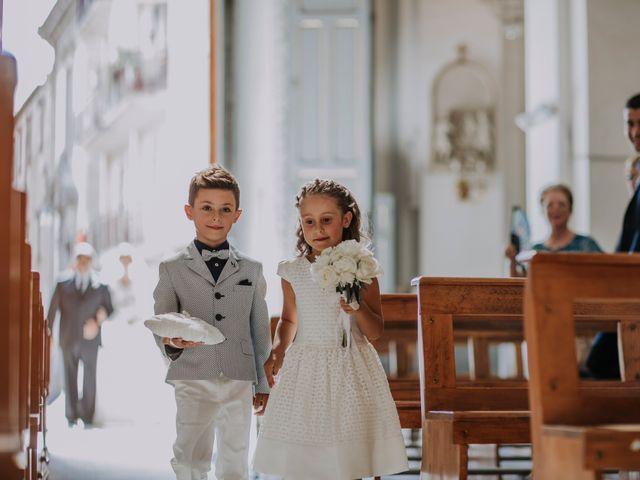 Il matrimonio di Carmelo e Clara a Regalbuto, Enna 40