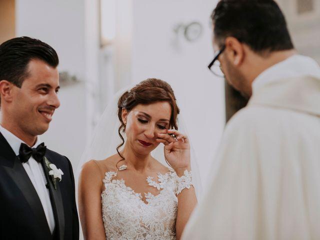 Il matrimonio di Carmelo e Clara a Regalbuto, Enna 42