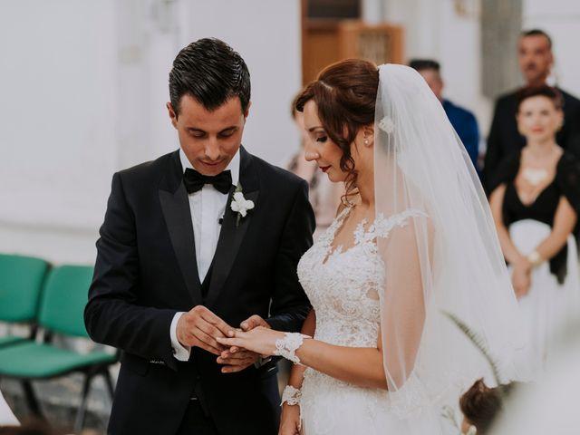 Il matrimonio di Carmelo e Clara a Regalbuto, Enna 43