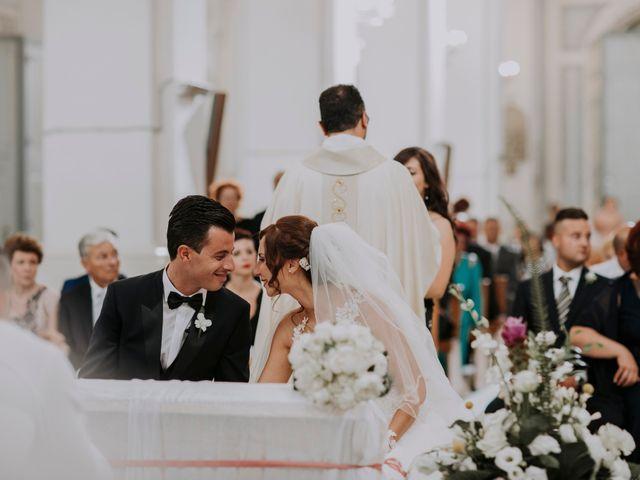 Il matrimonio di Carmelo e Clara a Regalbuto, Enna 45