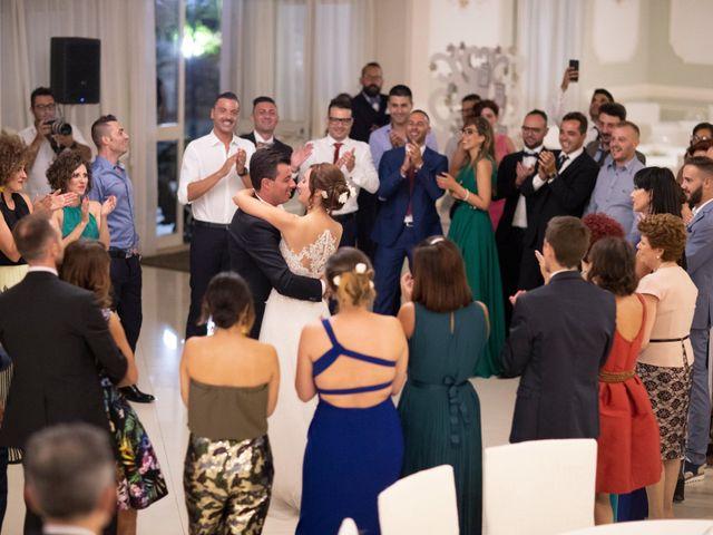 Il matrimonio di Carmelo e Clara a Regalbuto, Enna 52