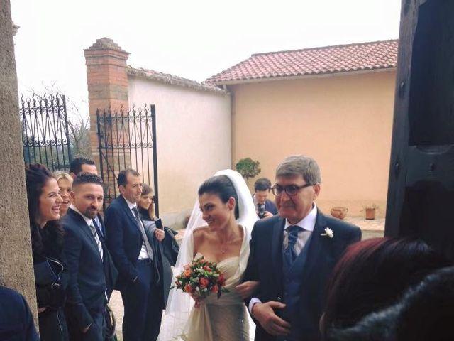 Il matrimonio di Giordano e Claudia a Gallese, Viterbo 8
