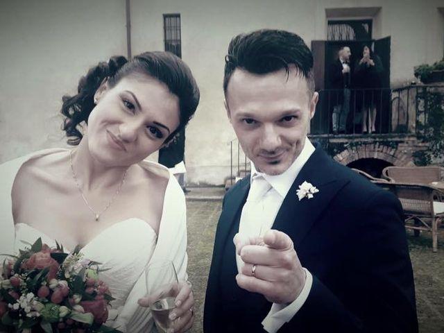 Il matrimonio di Giordano e Claudia a Gallese, Viterbo 1