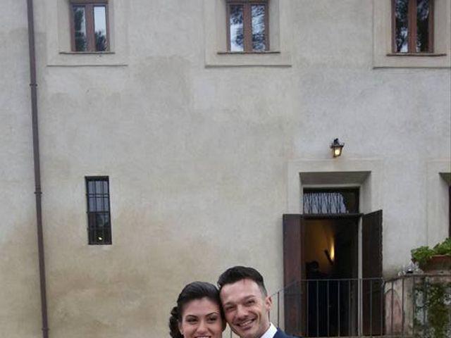 Il matrimonio di Giordano e Claudia a Gallese, Viterbo 10
