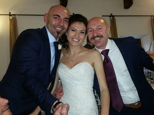 Il matrimonio di Giordano e Claudia a Gallese, Viterbo 24