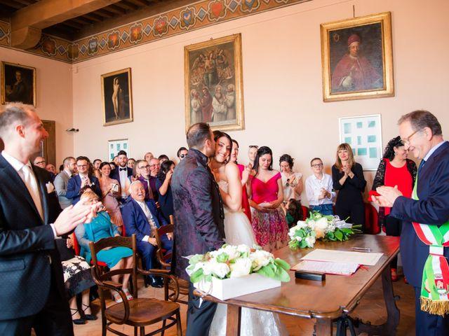 Il matrimonio di Stefano e Giulia a Cupramontana, Ancona 6