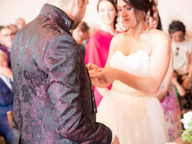 Il matrimonio di Stefano e Giulia a Cupramontana, Ancona 7