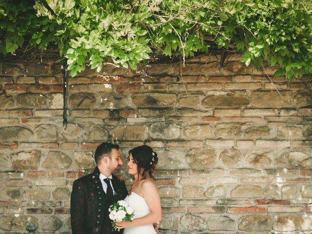 Il matrimonio di Stefano e Giulia a Cupramontana, Ancona 9