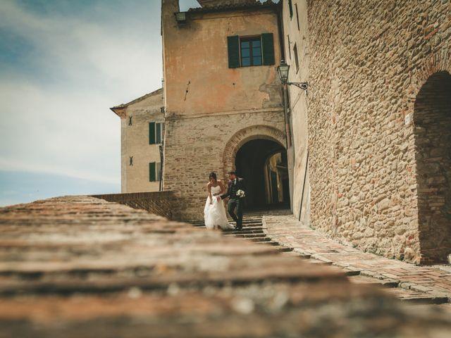 Il matrimonio di Stefano e Giulia a Cupramontana, Ancona 10
