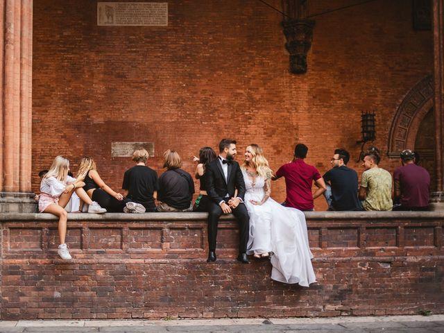 Il matrimonio di Alberto e Emanuela a Bologna, Bologna 30