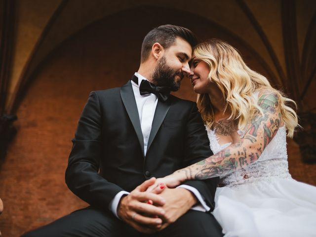 Il matrimonio di Alberto e Emanuela a Bologna, Bologna 31