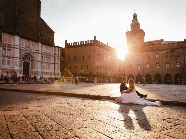 Il matrimonio di Alberto e Emanuela a Bologna, Bologna 1