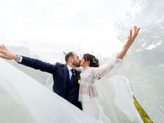 Le nozze di Emanuela e Virgilio