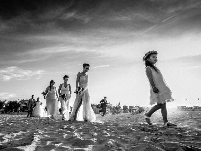 Il matrimonio di Luca e Elena a Senigallia, Ancona 1