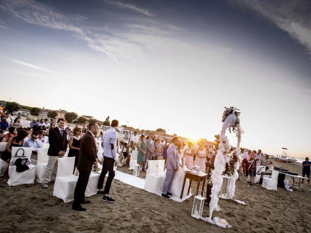 Il matrimonio di Luca e Elena a Senigallia, Ancona 9