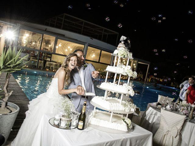 Il matrimonio di Luca e Elena a Senigallia, Ancona 16