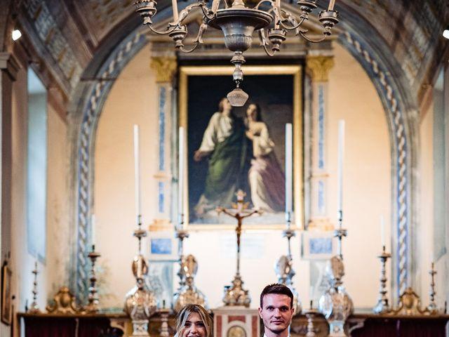 Il matrimonio di Andrea e Eleonora a Salsomaggiore Terme, Parma 6