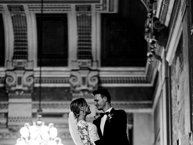 Il matrimonio di Andrea e Eleonora a Salsomaggiore Terme, Parma 7