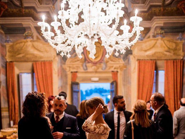 Il matrimonio di Andrea e Eleonora a Salsomaggiore Terme, Parma 12