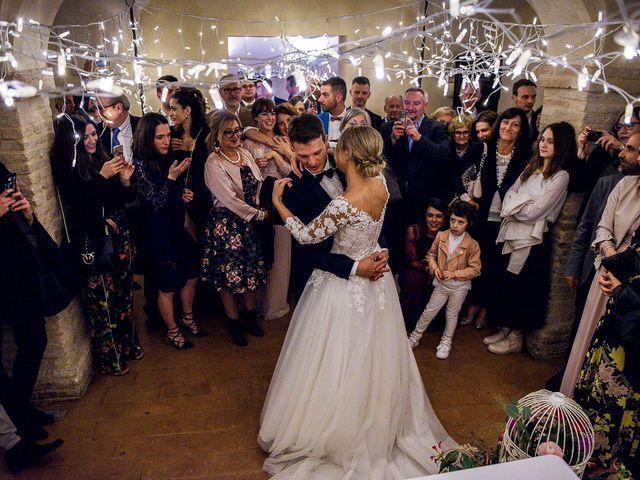Il matrimonio di Andrea e Eleonora a Salsomaggiore Terme, Parma 14