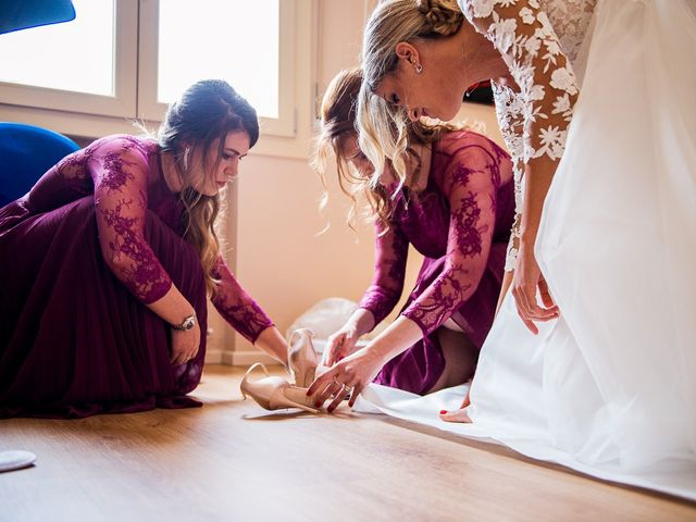 Il matrimonio di Andrea e Eleonora a Salsomaggiore Terme, Parma 32