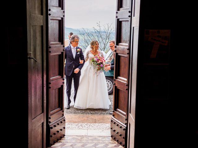 Il matrimonio di Andrea e Eleonora a Salsomaggiore Terme, Parma 37