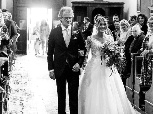 Il matrimonio di Andrea e Eleonora a Salsomaggiore Terme, Parma 38