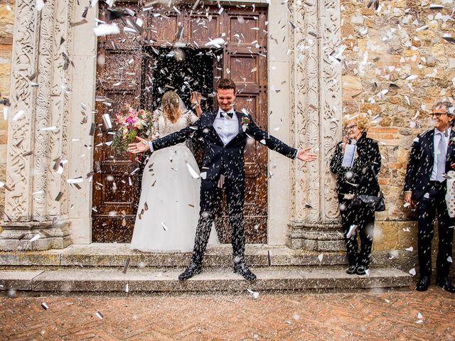 Il matrimonio di Andrea e Eleonora a Salsomaggiore Terme, Parma 42