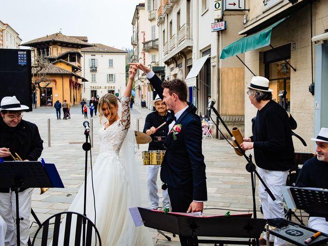 Il matrimonio di Andrea e Eleonora a Salsomaggiore Terme, Parma 48