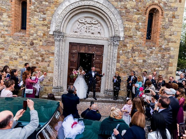 Il matrimonio di Andrea e Eleonora a Salsomaggiore Terme, Parma 75