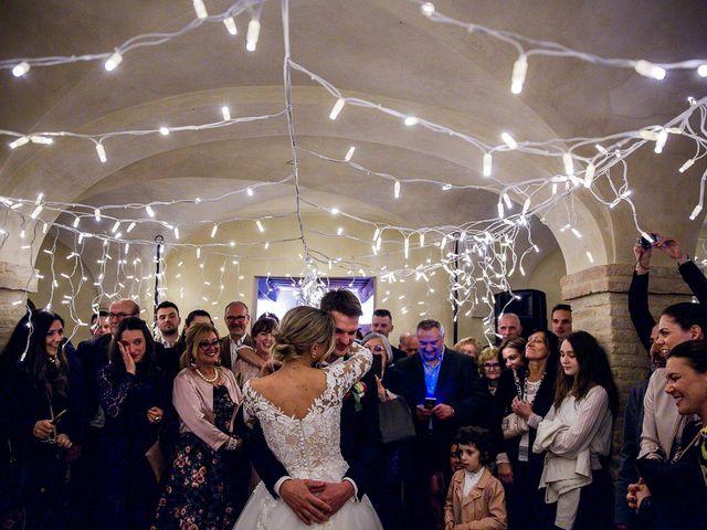 Il matrimonio di Andrea e Eleonora a Salsomaggiore Terme, Parma 82