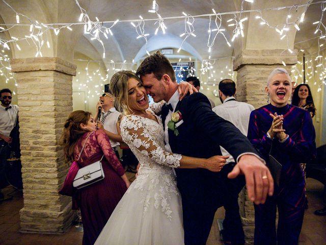 Il matrimonio di Andrea e Eleonora a Salsomaggiore Terme, Parma 85