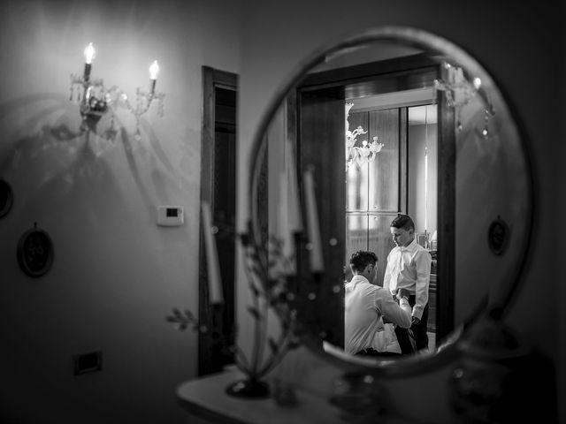 Il matrimonio di Manuele e Denise a Pisa, Pisa 5
