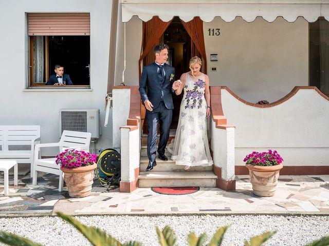 Il matrimonio di Manuele e Denise a Pisa, Pisa 8