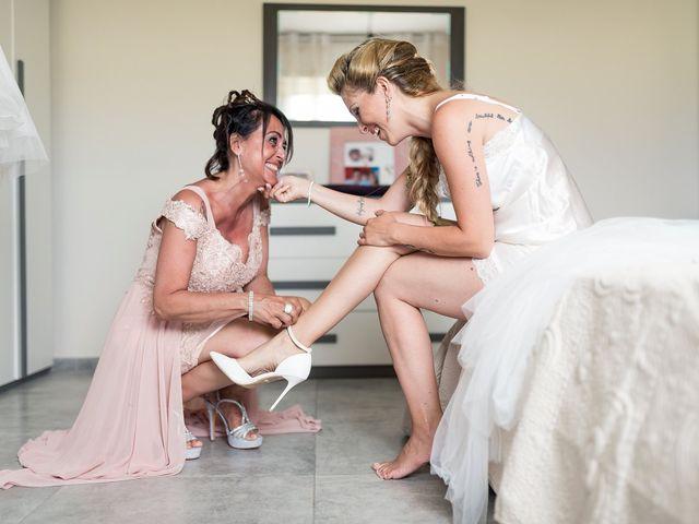 Il matrimonio di Manuele e Denise a Pisa, Pisa 13
