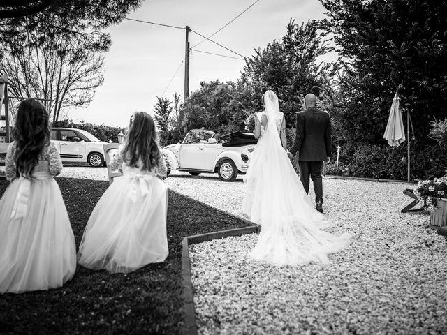 Il matrimonio di Manuele e Denise a Pisa, Pisa 16