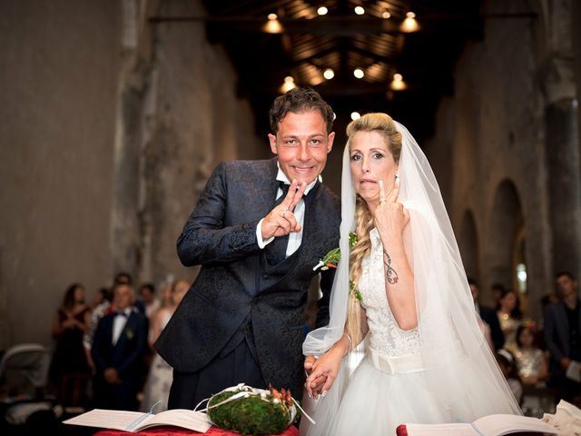 Il matrimonio di Manuele e Denise a Pisa, Pisa 22