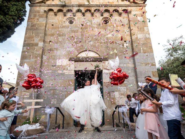 Il matrimonio di Manuele e Denise a Pisa, Pisa 24