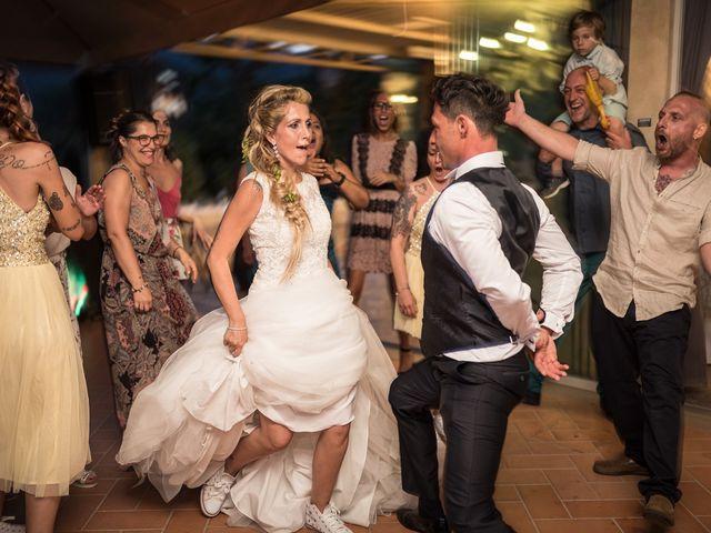 Il matrimonio di Manuele e Denise a Pisa, Pisa 34