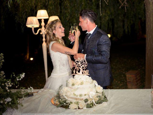 Il matrimonio di Manuele e Denise a Pisa, Pisa 37