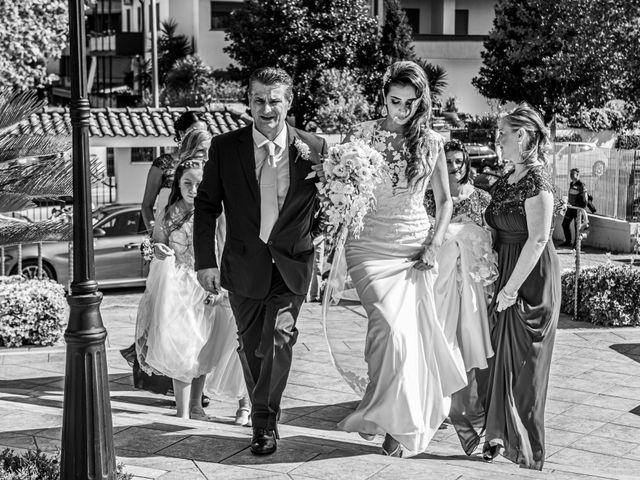Il matrimonio di Maximiliano e Sabrina a Aprilia, Latina 35