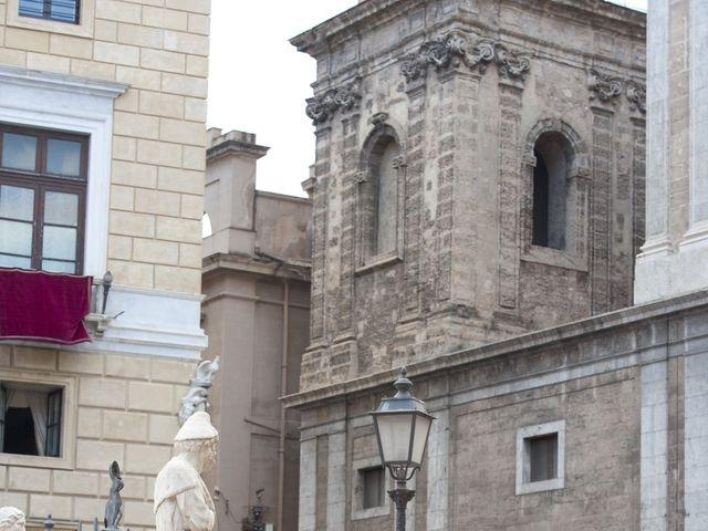 Il matrimonio di Fabrizio e Giovanna a Palermo, Palermo 10