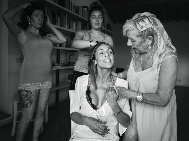 Il matrimonio di Alessio e Monique a Firenze, Firenze 5