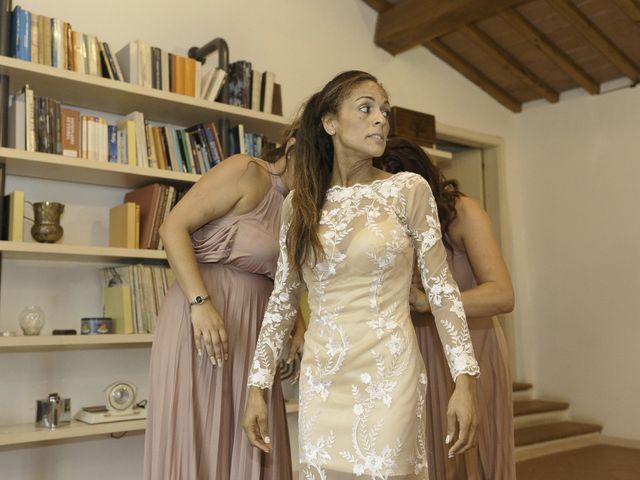 Il matrimonio di Alessio e Monique a Firenze, Firenze 10