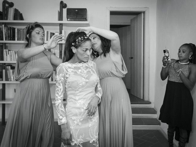 Il matrimonio di Alessio e Monique a Firenze, Firenze 12