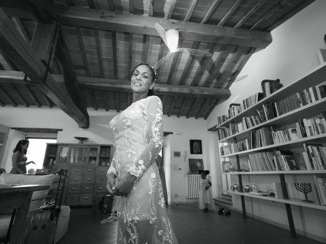 Il matrimonio di Alessio e Monique a Firenze, Firenze 13